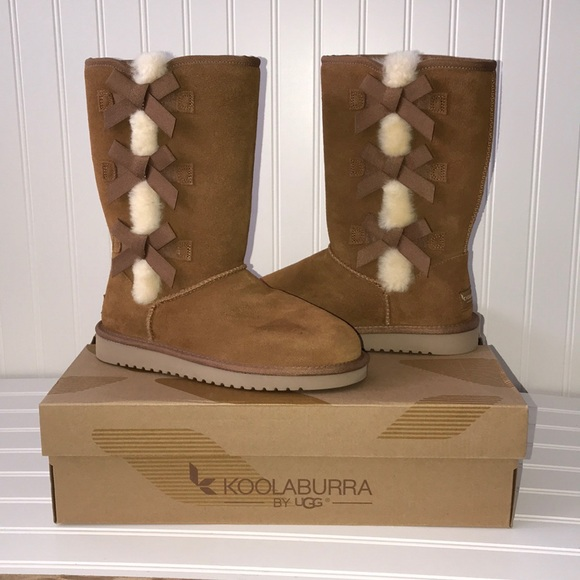 4633437888d Koolaburra by UGG Victoria Tall Women's Boot NWT
